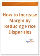 White Paper - How to Increase Margin by Reducing Price Disparities