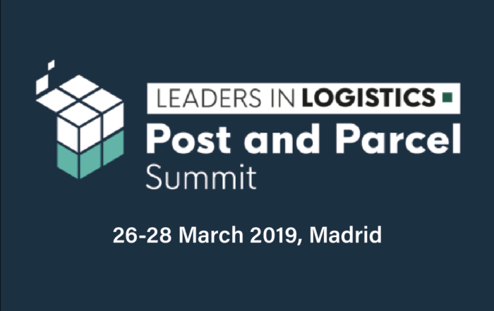Leaders in Logistics Post and Parcel Summit 2019