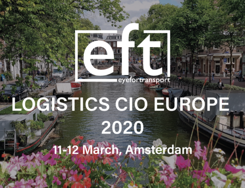 Logistics CIO Europe 2020, Amsterdam