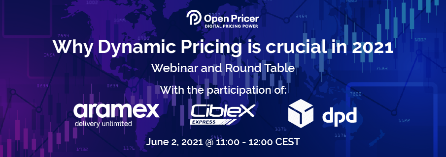 Webinar : Why Dynamic Pricing is crucial in 2021?